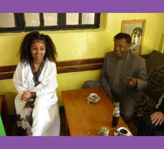 Selamnesh & Alèmayèhu Eshèté